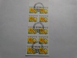 Belgié 2001;obl Premier Jour. - Carnets 1953-....