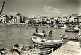 Gd Format: Env 15cms X 10cms -ref 441- Espagne -espana -spain - Sitges  - Carte Bon Etat - - Espagne