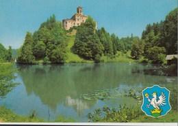 Postcard Trakoscan Croatia Yugoslavia - Croatia