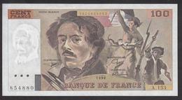 100 Francs Delacroix De 1990 - Fay 69bis/2a En Neuf - 1962-1997 ''Francs''