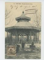 ASIE - CHINE - CHINA - PEKIN - PEKING - TIEN TSIN - Kiosque Du Jardin Public - Chine