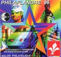 Phhilaflandre 96  Salon Philatelique - France