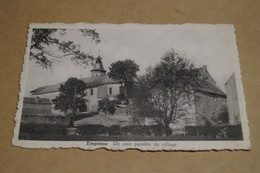 Emptine,un Coin Paisible Du Village,superbe Carte Originale,ancienne Pour Collection - Ciney