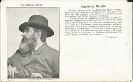 ITALIANI ILLUSTRI-DOMENICO MORELLI  -FP - Celebridades
