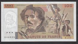 100 Francs Delacroix De 1993 - Fay 69bis/5a En Neuf - 1962-1997 ''Francs''