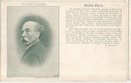 ITALIANI ILLUSTRI-ENRICO PAZZI  -FP - Celebridades