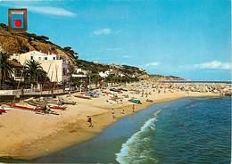 Gd Format: Env 15cms X 10cms -ref 434- Espagne -espana -spain - Caldetas - Playa- Carte Bon Etat - - Espagne