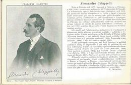 ITALIANI ILLUSTRI- ALESSANDRO CHIAPPELLI  -FP - Celebridades