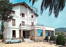 Gd Format: Env 15cms X 10cms -ref 433- Espagne -espana -spain - Hotel Loal - Cabrils -barcelona - Carte Bon Etat - - Espagne