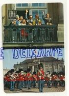 Famille Royale Danoise. Amalienborg. The Royal Family, Amalienborg Palace. TOP CARD. Gronlund Publishers - Familles Royales