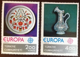 Turkey 1976 Europa MNH - 1921-... Republic