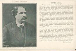 ITALIANI ILLUSTRI- PIETRO COSSA  -FP - Celebridades