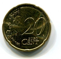2018 Netherlands  20 Cent Coin - Netherlands