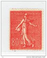France  :  Yv  203  *         ,     N2 - 1903-60 Semeuse A Righe