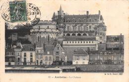 Amboise (37) - Lot De 16 Cartes Format CPA - Cartes Postales