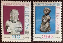 Turkey 1974 Europa MNH - 1921-... Republic