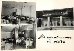 Gd Format: Env 15cms X 10cms -ref 425- Espagne -espana -spain - Le Agradecemos Su Visita  -carte Bon Etat - - Espagne
