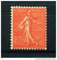 France  :  Yv  203  **        ,  N5 - 1903-60 Sower - Ligned