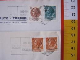 T1 ITALIA TARGHETTA - 1980 TORINO BANCO DI ROMA 1880 BANK LAVORO UFFICIO SOLDI DENARO 2 PZ. - Altri