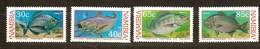 Namibia Namibie 1994 Yvertnr 720-723 *** MNH Faune Poissons Vissen Fish - Namibie (1990- ...)