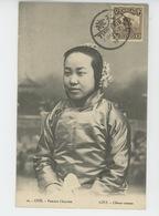 ASIE - CHINE - CHINA - PEKIN - PEKING - TIEN TSIN - CITÉ - Femme Chinoise - CITY - Chinese Women - Chine