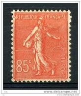 France  :  Yv  204   * - 1903-60 Semeuse A Righe