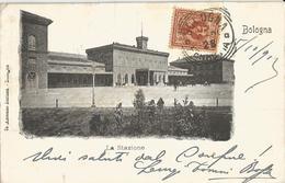 BOLOGNA LA STAZIONE  -FP - Bologna