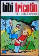 BIBI Fricotin N° 28 - BIBI FRICOTIN Et Le Testament Mystérieux - ( 1975 ) . - Bibi Fricotin