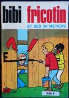 BIBI Fricotin N° 75  - BIBI FRICOTIN Et Le Testament Mystérieux - ( 1973 ) . - Bibi Fricotin