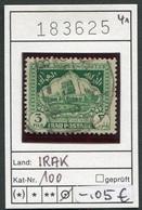 Irak - Michel 100 - Oo Oblit. Used Gebruikt - Iraq