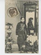 ASIE - CHINE - CHINA - PEKIN - PEKING - TIEN TSIN - CITÉ - Femme Chinoise - CITY - Chinese Woman - Chine