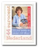 Nederland 2009, Postfris MNH, NVPH 2636, 125 Years NVPV - Periode 1980-... (Beatrix)
