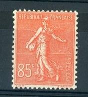 France  :  Yv  204  **      Très Bon Centrage           ,    N2 - 1903-60 Sower - Ligned