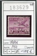 Irak - Michel 150 - Oo Oblit. Used Gebruikt - Iraq
