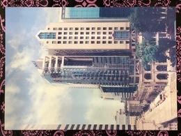 MACAU MODERN BUILDINGS PPC, PRIVATE PRINTING - BANCO NACIONAL ULTRAMARINO - Chine