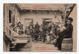 Caucasian Types. Armenia. Armenian Binge. - Armenia