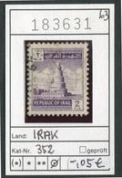 Irak - Iraq - Michel 352 - Oo Oblit. Used Gebruikt - Iraq