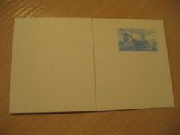 Panama Canal Lock 5c Postal Card Postal Stationery Card PANAMA CANAL ZONE C.Z. CZ USA - Panama