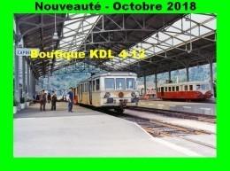 AL 532 - Autorail 150 CV N° X 5821 En Gare - CAPDENAC GARE - Aveyron - SNCF - France