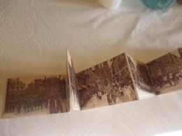 Orleans-fetes De Jeanne D'arc-accordeon De 10 Cartes Detachables - Orleans