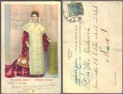 SRBIA  -  KRALJICA  DRAGA - 1903 - Serbia