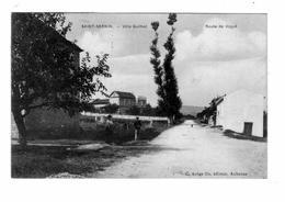 Saint - SERNIN Route De Voguè  - Villa Guilhot - Village De 450 Hab - Autres Communes