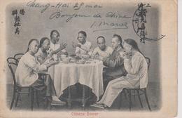 CHANG- HAÏ Chinese Dinner - Chine