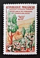 SEMAINE DE L'ARBRE 1960 - NEUF * - YT 351 - MI 461 - Madagascar (1960-...)