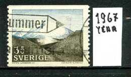 SVEZIA - SVERIGE - Year 1967 - Usato - Used - Utilisè - Gebraucht.- - Svezia