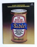 Collezionismo Lattine Birre - J. Martells - The Beer Can Collectors's Bible 1977 - Livres, BD, Revues