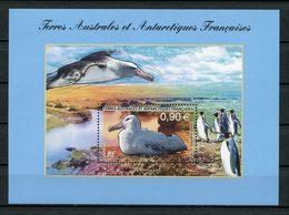 TAAF  2006 Bloc 16 ** ( N° 452 ) Neuf MNH Superbe C 3,60 € Oiseaux Albatros Birds Faune Animaux - Blokken & Velletjes
