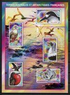 TAAF 2008 Bloc N° 21 ** ( 514 à 518 ) Neuf MNH Superbe C 10 € Faune Oiseaux Sternes Birds Fauna Animaux Iles Eparses - Blokken & Velletjes