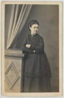 CDV 1870 J. Geiser à Alger . Hélène Duhoust (?) - Anciennes (Av. 1900)