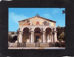 82311    Israele,  Jerusalem,  The Church Of  All Nations,  NV - Israel